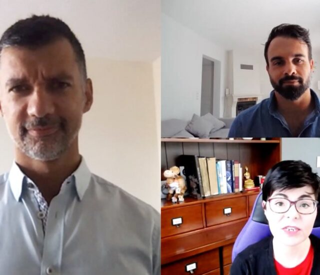 #MyCyberWhy Features Stéphane DUGUIN and Adrien OGÉE of the CyberPeace Institute