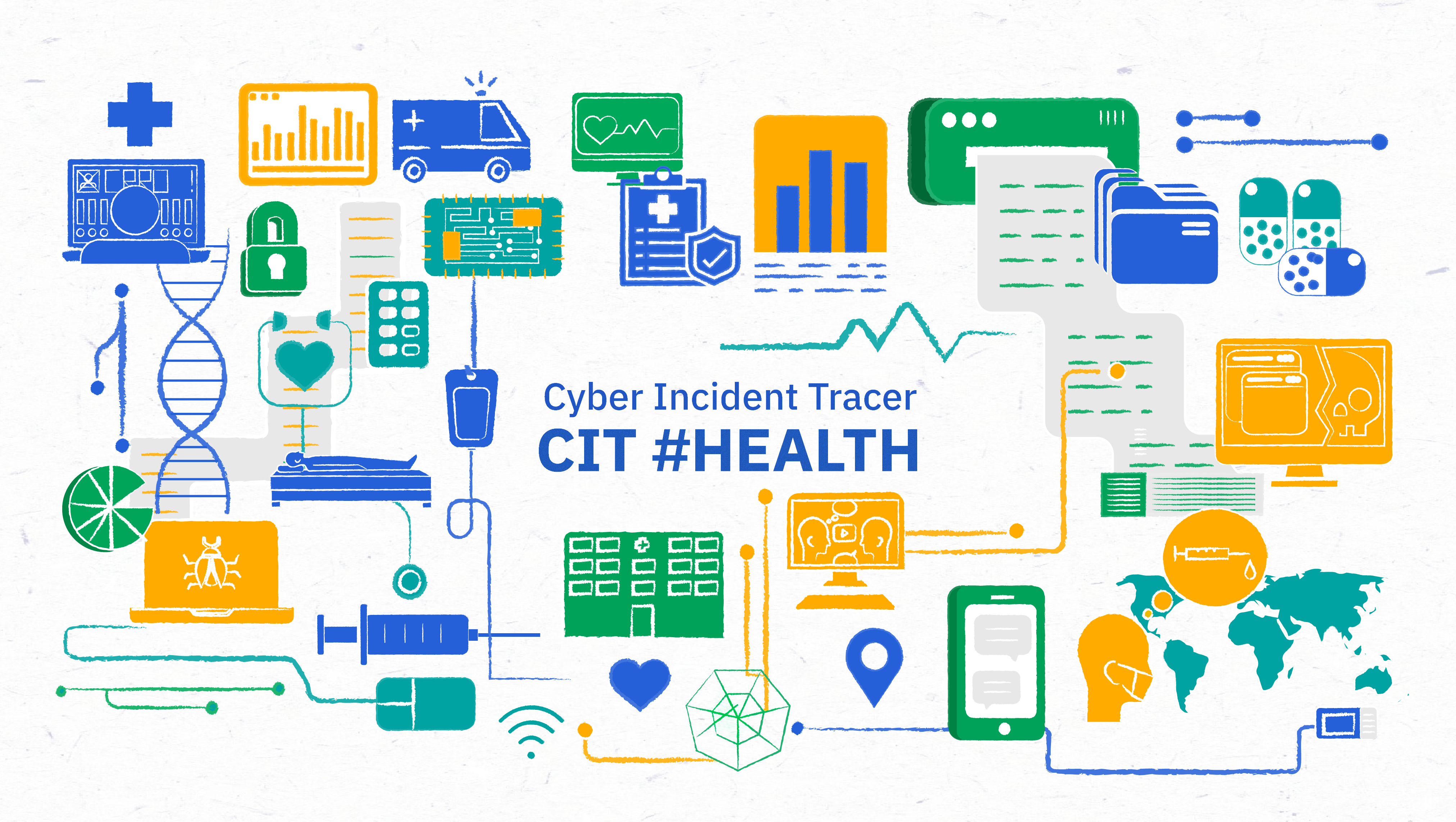 Tracking the Societal Impact of Cyberattacks on the Healthcare Sector