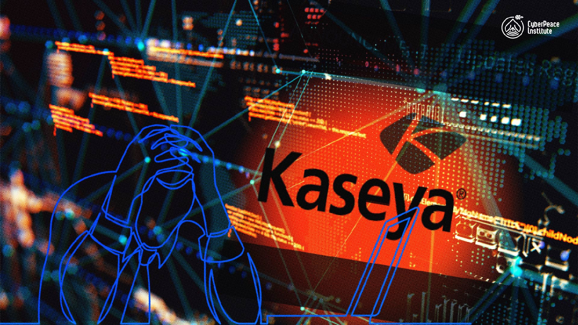 What we learned from the Kaseya attack: recommendations for a human-centric approach to curb ransomware