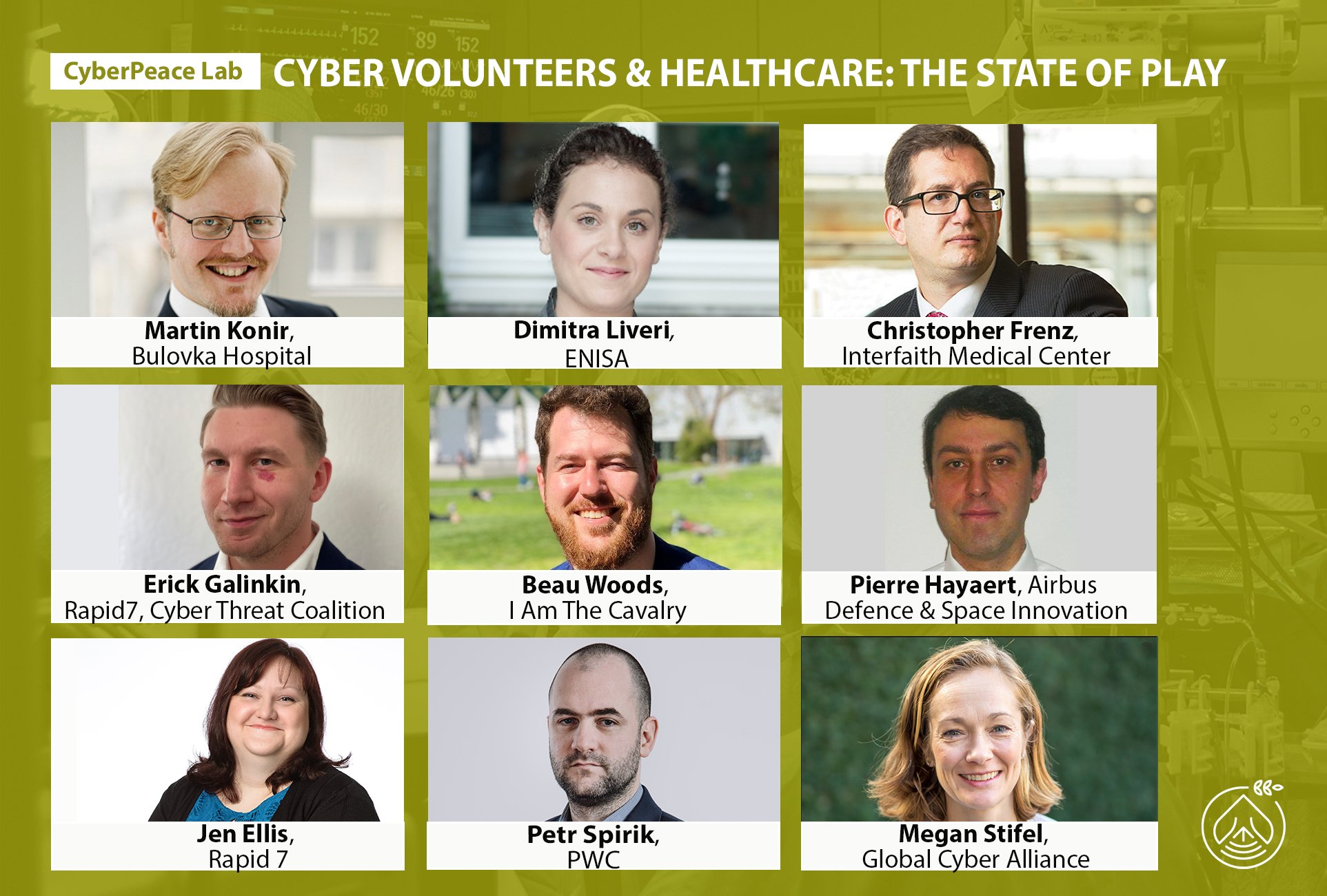 CyberPeace Lab – COVID-19 Infodemic: Cyber Volunteers and Healthcare – State of Play