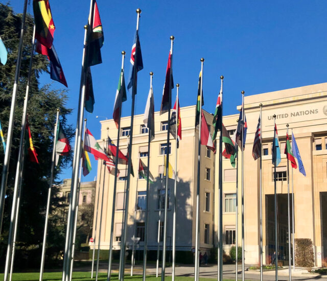 """The OEWG """"Zero Draft"""": The Need For A Stronger Human-centric Approach"""