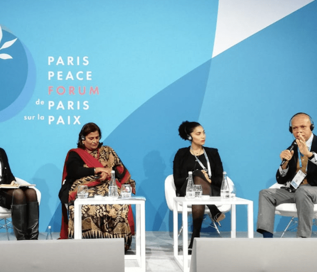 Insights from the CyberPeace Institute's Event at the Paris Peace Forum